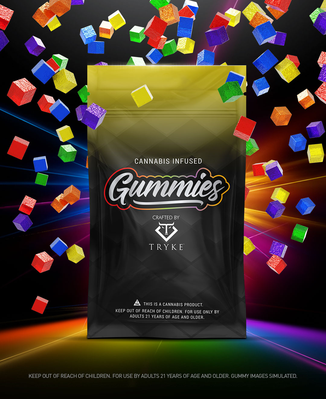 Tryke Gummies
